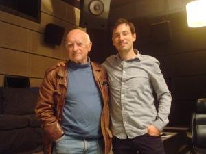 Raoul et moi @ Studio L'Equipe
